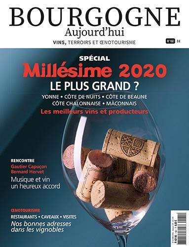 couverture-Bourgogne aujourd'hui 160